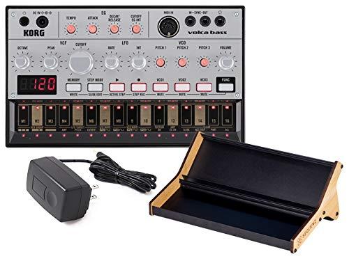 KORG コルグ - アナログ ベースマシン volca bass + volca rack + ACアダプター KA350 セット