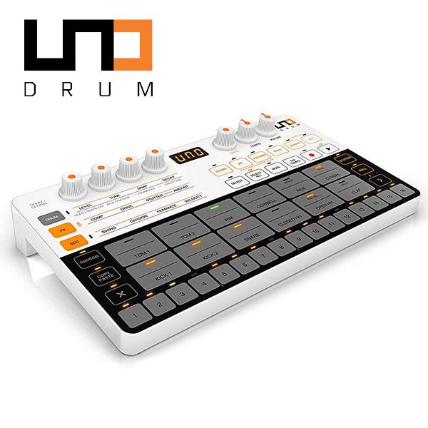 IK Multimedia UNO Drum ハイブリッドドラムマシン 送料無料