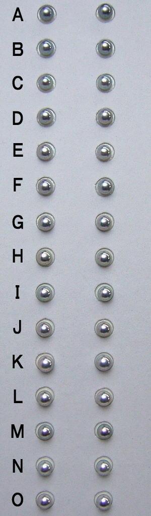 Ewo-Pt900/K18/K14WG Akoya 珍珠耳環 (灰色,黑色) 5879 (哦這裡或這珍珠 Akoya 珍珠 Akoya 珍珠黑色珍珠日本珍珠珍珠耳環真珍珠直接 18 金第二穿孔嬰兒蒼白白金)