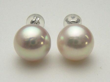 珍珠耳環 (銀耳環魅力) ewm 5726 Pt900/K18/K14WG Akoya (哦 Akoya 珍珠日本珍珠哦這裡或這珍珠 Akoya 珍珠這顆珍珠花珍珠類珍珠耳環珍珠耳環直接 18 黃金鉑金耳環是好的)