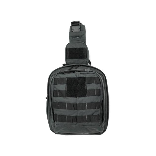 5.11 Tactical RUSH お買得 MOAB 6 モバイル DoubleTap アタッチメント オペレーション グレー 出群 バッグ