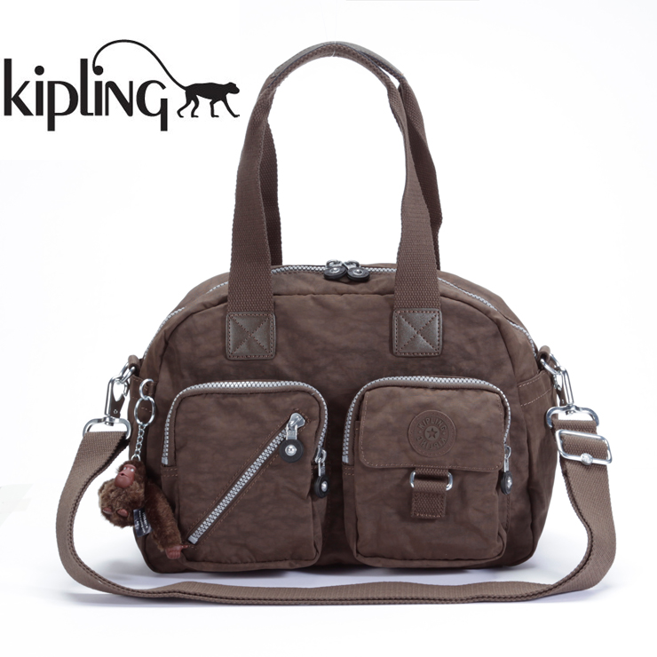 Kipling Defea K 13636 Rusty Khaki Handbags
