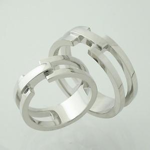 指輪 close to meシルバーペアデザインシルバーリングSR13-005【プレゼント】【ペアリング】【指輪】