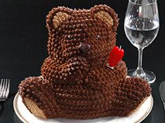 パーティーのサプライズをお約束 ビッグベアーケーキ サプライズ バースデーケーキ 誕生日ケーキ 毎日激安特売で 営業中です 誕生日パーティー クリスマス 3Dケーキ デコレーションケーキ ギフト 立体ケーキ 大幅値下げランキング クマ