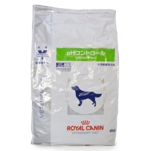 ロイヤルカナン 療法食 phコントロール ドライ 犬用 8kg【10P19Jun15】