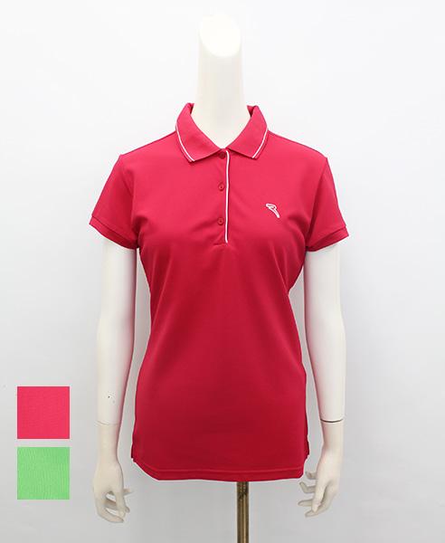 CHERVO(シェルボ) Lady's 半袖ポロシャツ[SALE][定価20000円]