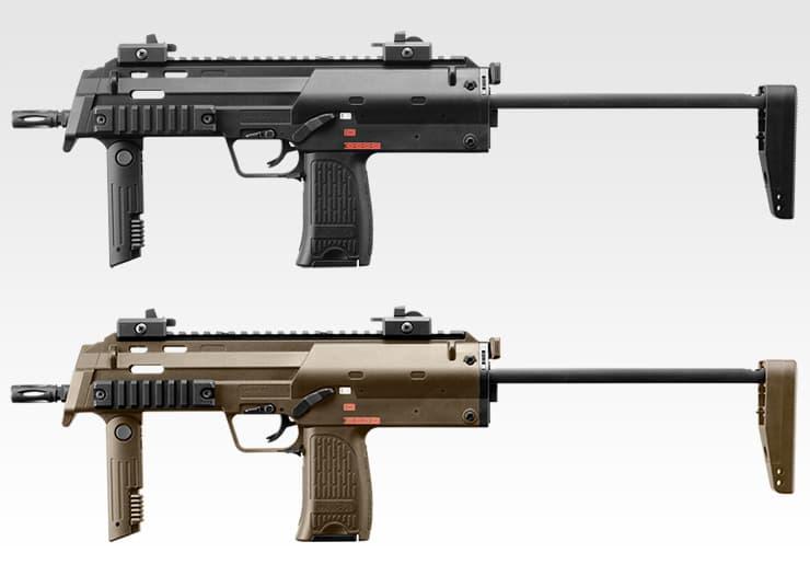 【送料無料】東京マルイ 電動コンパクトマシンガン MP7A1 本体セット タンカラー◆ドイツ軍特殊部隊KSKに採用された最新鋭モデル