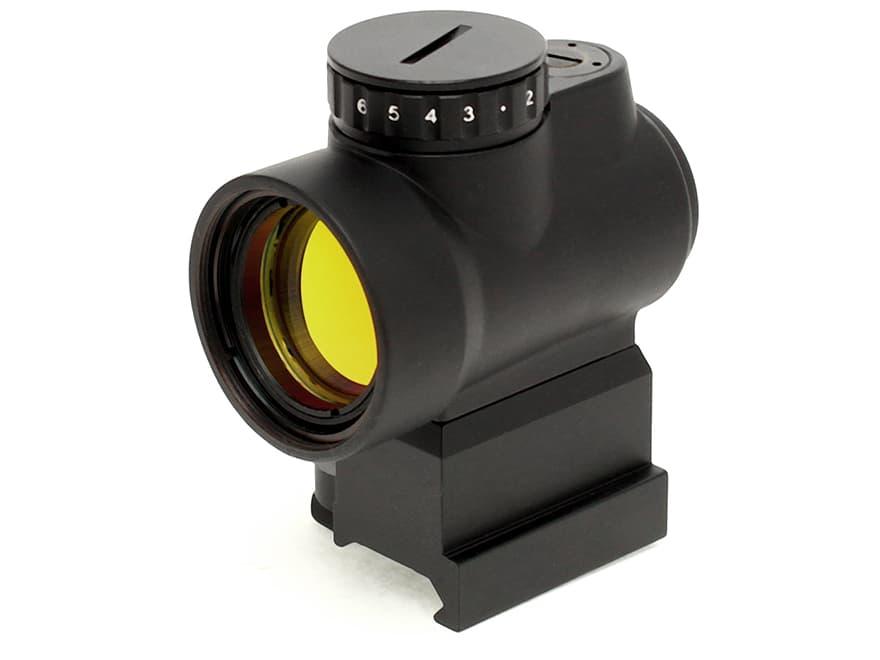 MRO レッドドットサイト LT839 QDハイマウント◆20mmレール対応 ロック機能付きQDマウント 調整も可能