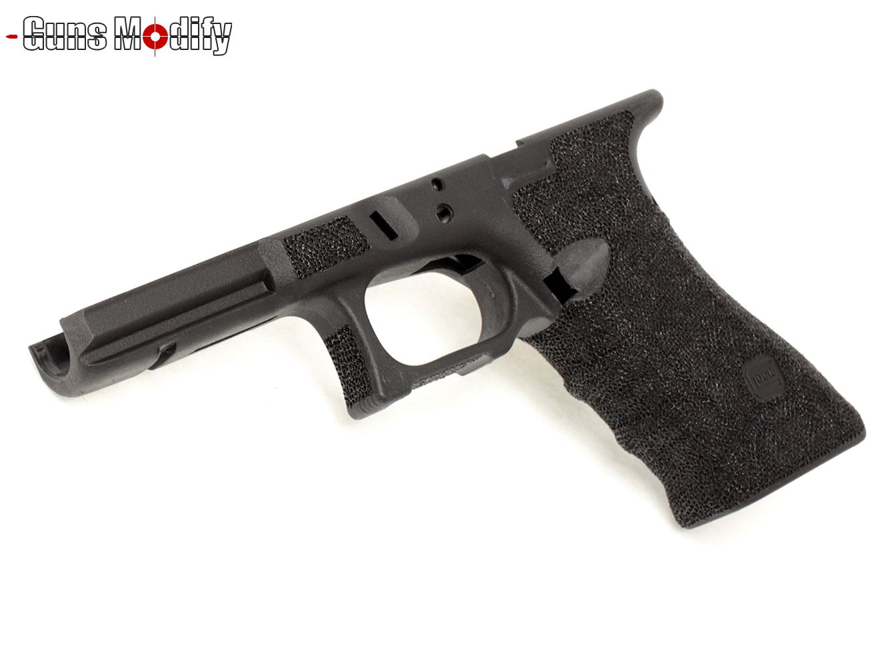Guns Modify Gen3 ポリマー樹脂+ファイバー SAスタイル CNC ステッピングフレーム グロックシリーズ◆マルイ GLOCK G17 G18C G22 G34用 SAI風 Gen3-RTFフレーム