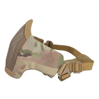 EAGLEFORCEPDWハーフフェイス・プロテクトメッシュマスクAT5577LP-AT◆フェイスマスク/保護マスク