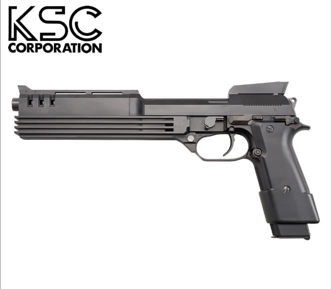 【送料無料】KSC ガスブローバック M93R オート9C ABS◆ベレッタ/M93RC/ロボコップ/大型ハンドガン/GBB/ガスブロ