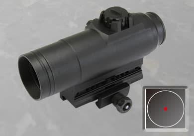 【送料無料】NOVEL ARMS ドットサイト SURE HIT M4s◆ノーベルアームズ/ダットサイト/照準器/Aimpoint/COMP M4s/20mmレイル