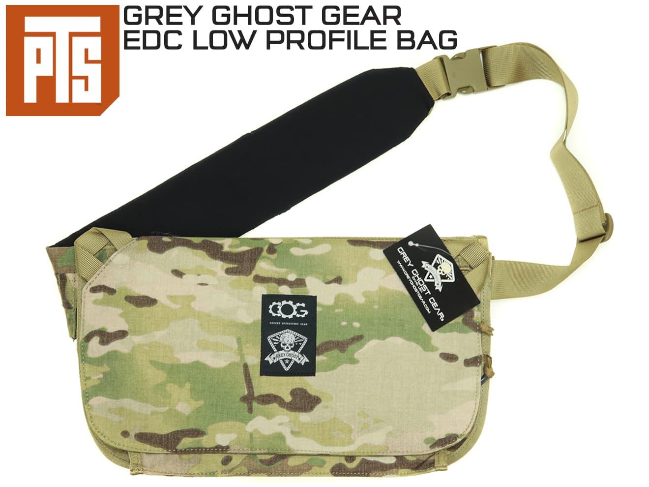 PTS Grey Ghost Gear COG EDCロープロファイルバッグ◆MC グレイゴーストギア マルチユースバッグ ハンドガンケース バッグに サバゲ 射撃