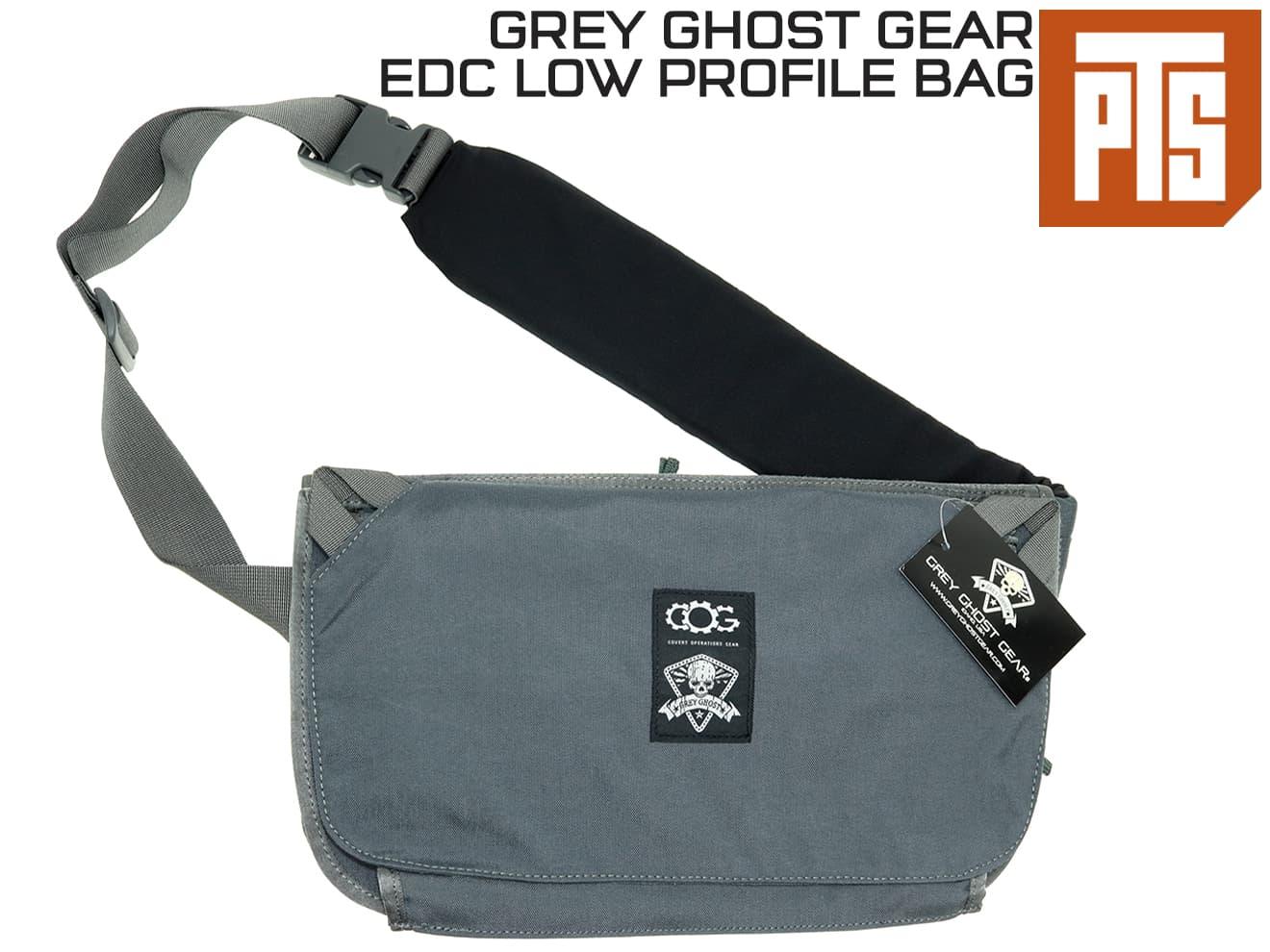PTS Grey Ghost Gear COG EDCロープロファイルバッグ◆WG グレイゴーストギア 多目的バッグ ユニバーサル 変形可能 ガンケースに M9G17など