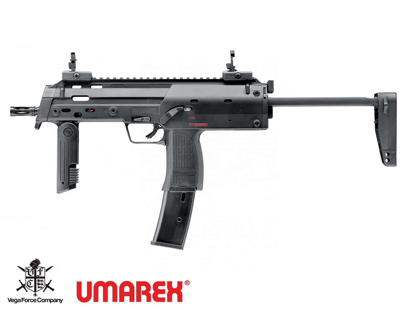 VFC/Umarex 電動サブマシンガン MP7A1 NewGeneration◆電動ガン/SMG/新型/電子トリガー/FET/正式ライセンス/JPVer/フルサイズ
