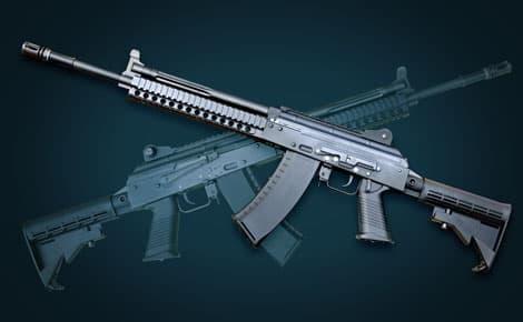 モダナイズドAK KTR-03/M4カービンに匹敵するセットアップの自由度★対象年齢18歳以上 KSC ガスブローバック