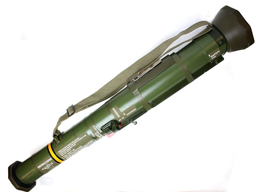 【圧倒的な存在感!】DEEP FIRE AT-4 ダミーモデル◆ディープファイアー/リアルトリガーギミック搭載/米軍リアル装備に!オブジェにも◎