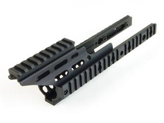 ライラクス NITRO.Vo SCAR-L/SCAR-H ハンドガードブースター エアガン エアーガン