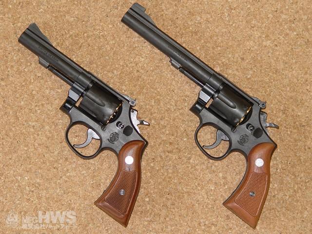 ハートフォード 発火モデルガン M15 6インチ 完成品 [エアガン/エアーガン]