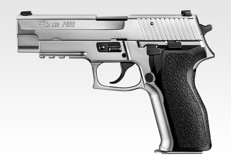 送料無料 激安 SIG SAUER P226E2 ハンドガン シルバー 東京マルイ ガスブローバック E2 送料無料カード決済可能 エアーガン ステンレスモデル シグ エアガン ザウエル ガスガン 毎日がバーゲンセール P226