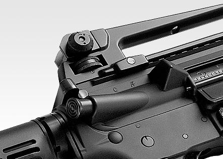 东京Marui电动癌科尔特M4A1汽车瓶子[气枪/空气癌]