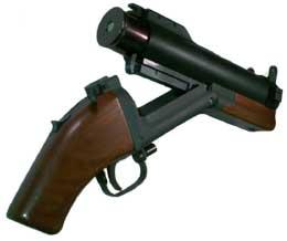 クラフトアップル グレネードランチャー U.S.M79 Sawed-Off(ソウドオフ) エアガン エアーガン モデルガン