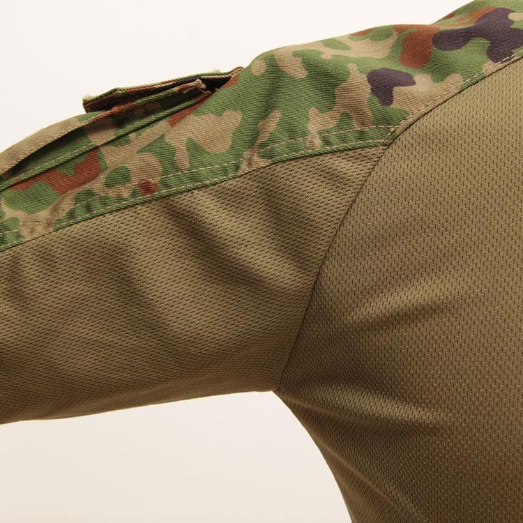 ライラクス ゴーストギア メンズ コンバットシャツGEN2<シャツ> MC Lサイズ