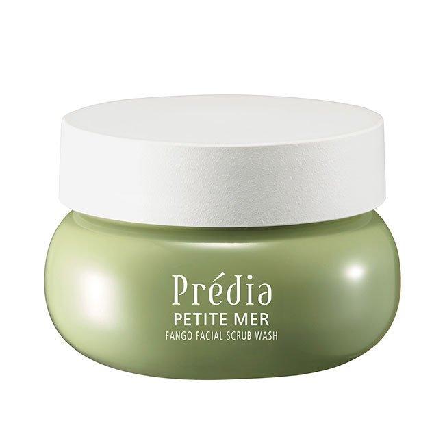 1品で角質ケアと洗顔を同時に プレディアお楽しみサンプル付き 送料込み コーセー Predia 購買 プレディア 100g 贈物 ウォッシュ ファンゴ 洗顔料 プティメール フェイシャルスクラブ
