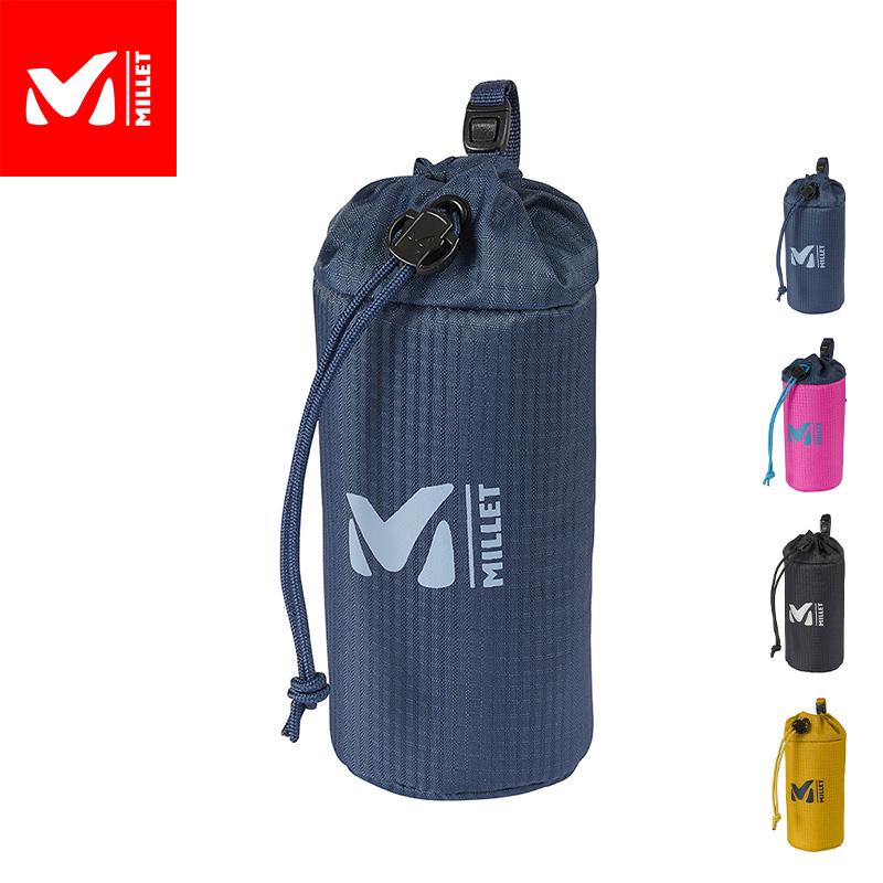 5%OFF バックパックに無理なく500MLボトルを外付けできるパッド付きホルダー 公式 ミレー Millet ボトル ホルダー MIS0662 あす楽 500ML 卓抜 HOLDER BOTTLE