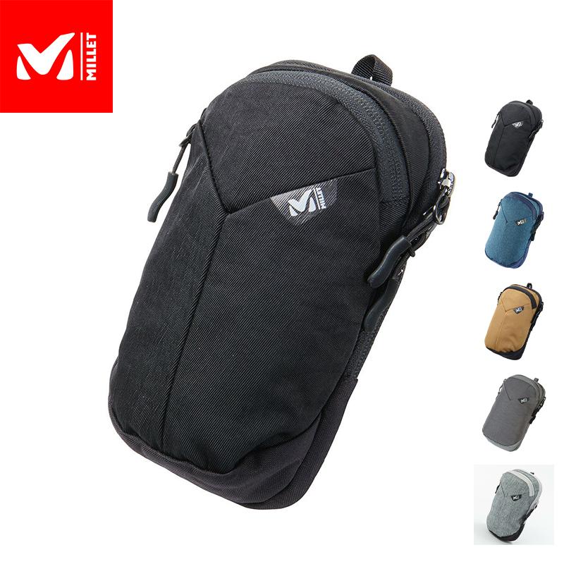 ハイクオリティ 大きめのモバイル端末も収納可能な外付け小型ポーチ 公式 ミレー Millet ヴァリエ POUCH ポーチ VARIETE 超激安特価 MIS0592 あす楽
