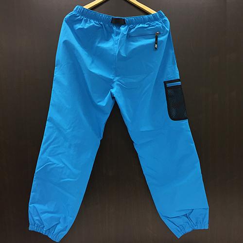 Supreme X NIKE 17AW Nike Trail Running Pant Blue M Underwear