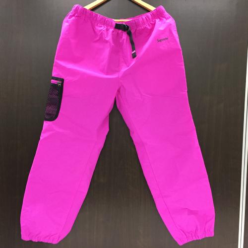 1c74a889ec47 Supreme X NIKE 17AW シュプリーム X Nike Trail Running Pant (pink) M supreme  underwear
