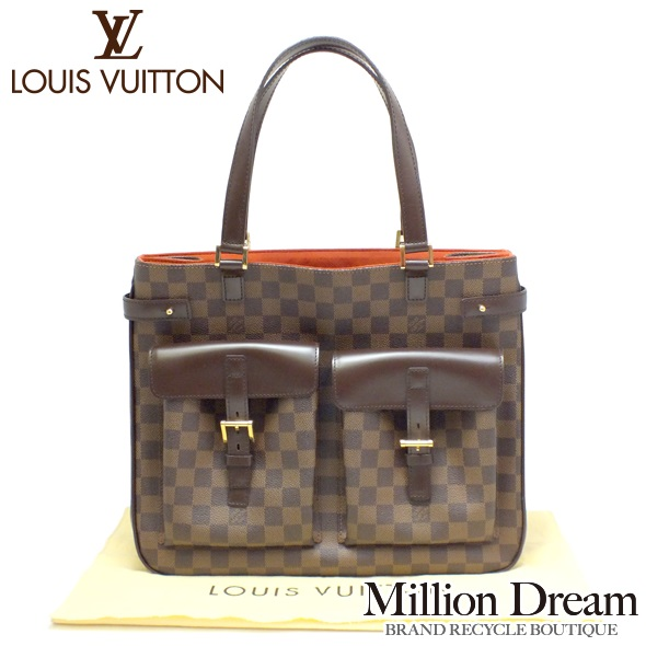 LOUIS VUITTON ルイヴィトン ダミエユゼスN51128送料無料 【中古】