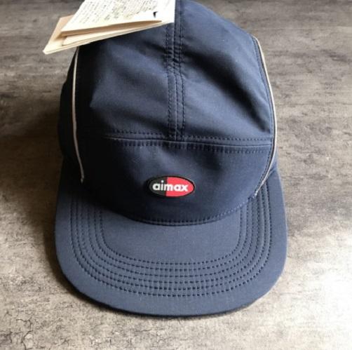 7baff42b9a9 18SS supreme X nike air max 95 Running Cap シュプリームエアーマックス 95 running cap  BLACK  black   black