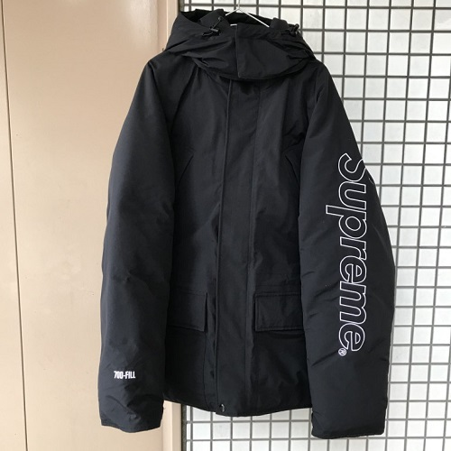 Supreme17AW 700 Fill Down Taped Seam Parka Jacket Size M