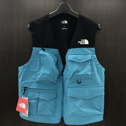 6d13ce320 2018SS THE NORTH FACE x BEAMS North Face BEAMS Co., Ltd. best OUTDOOR  UTILITY VEST color: TE/ Tyr size: L