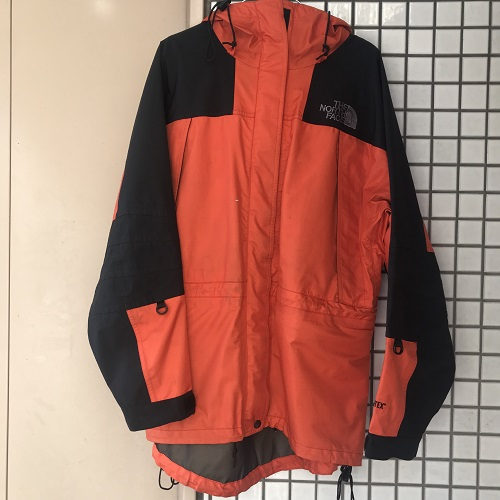 a6f9f23c60c18 THE NORTH FACE 80s North Face original jacket mountain bright color: Orange  size: Lady's ...