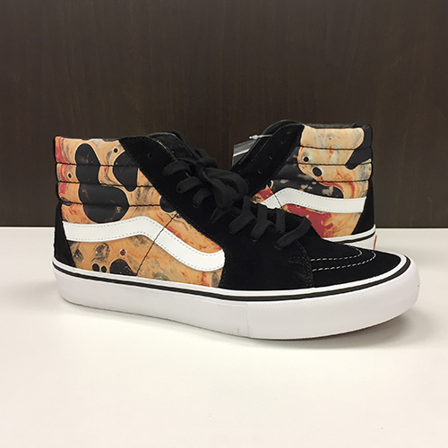580b3d219f Vans Blood and Semen Sk8-Hi Pro シュプリームアンドレス セラーノバンズスケートハイ Supreme 17aw  sneakers supreme X Andres Serrano X VANS VN0A347TRZW