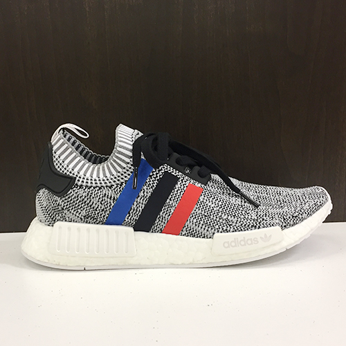 huge selection of a23dd 2312e adidas Adidas NMD R1 PK N M D FTWWHT/CORRED/CBLACK FTWBLA/ROUCOR/NOIESS  BB2888 Primeknit Tri Color sneakers