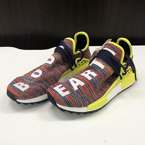 plus récent fb41e a484d adidas PW HUMAN RACE NMD TR AC7360 MULTI/WHT/YEL/NVY Adidas Farrell  Williams human race nomad trail 27.5cm