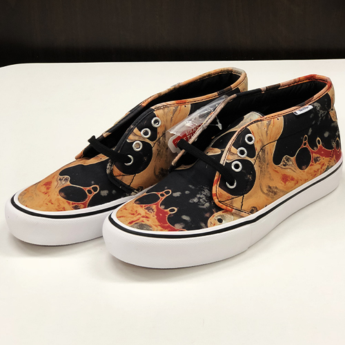 afcd60b121f3 Vans Blood and Semen Chukka Pro シュプリームアンドレス セラーノバンズチャッカ Supreme 17aw  sneakers supreme X Andres Serrano X VANS VN0A347GRZW size
