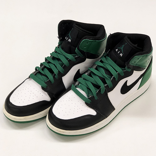 e5b9bccedf03 NIKE AIR JORDAN DMP 1 RETRO HIGH CELTICS Nike Air Jordan 1 nostalgic high  Celtics 332