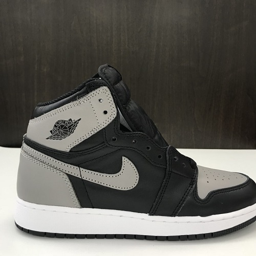 b4b1d104aae2 AMBER Rakuten Ichiba Shop  NIKE AIR JORDAN 1 RETRO HIGH OG Nike Air Jordan  1 nostalgic high OG GREY WHITE-BLACK