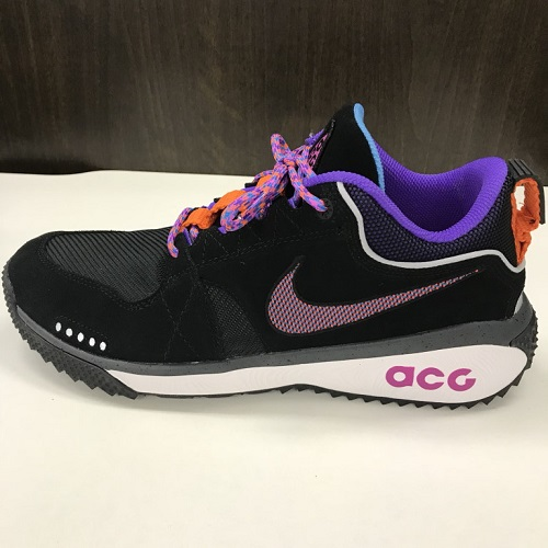 2018SS Nike ACG DOG MOUNTAIN Nike race up sneakers AQ0916-001 color  Black  size  30cm 7ac1844bf