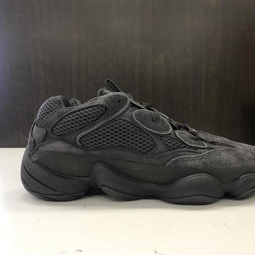 the best attitude b34b1 3c2c3 500 adidas Kanie waist YEEZY 500 UTILITY BLACK F36640 Adidas easy colors:  Black size: 27