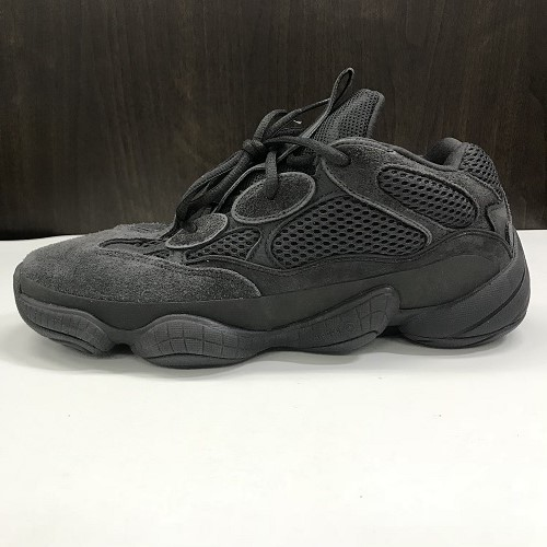 best authentic cb1b4 42aa3 500 adidas Kanie waist YEEZY 500 UTILITY BLACK F36640 Adidas easy colors:  Black size: 26.5cm