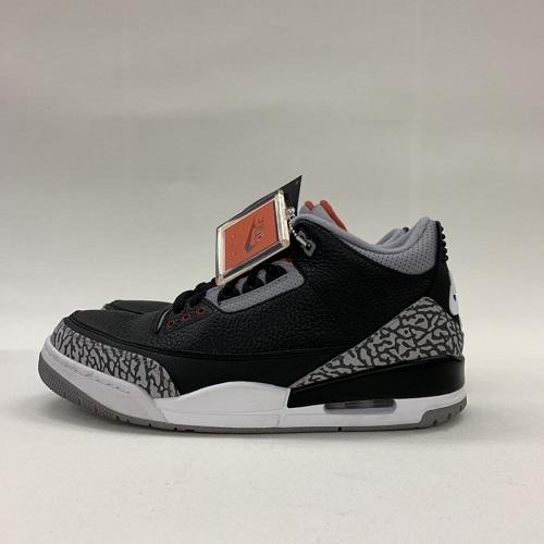 e447c60125f8 AMBER Rakuten Ichiba Shop  NIKE AIR JORDAN 3 RETRO OG Nike Air Jordan 3  nostalgic size  A 28.5cm color  Black