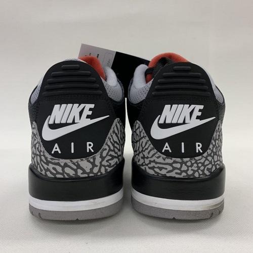 67b391ba2c1e NIKE AIR JORDAN 3 RETRO OG Nike Air Jordan 3 nostalgic size  A 28.5cm color   Black