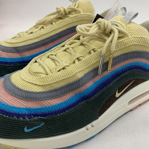 promo code cc519 04a76 NIKE  Nike AIR MAX 1 97 V.F. SW Kie Ney AMAX 1 97 SEAN WOTHERSPOON Sean  weather spoon size  A 30cm color  Multi-Color