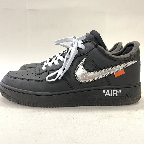 official photos d47ba 4f05b Virgil X MoMA X Nike Virgil horsefly low MoMA Nike Air Force 1 AV5210-001 air  force 1 color  Black size  27.5cm